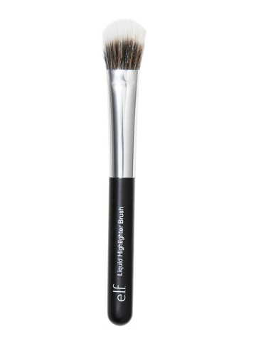 elf beautiful bare liquid highlighter brush