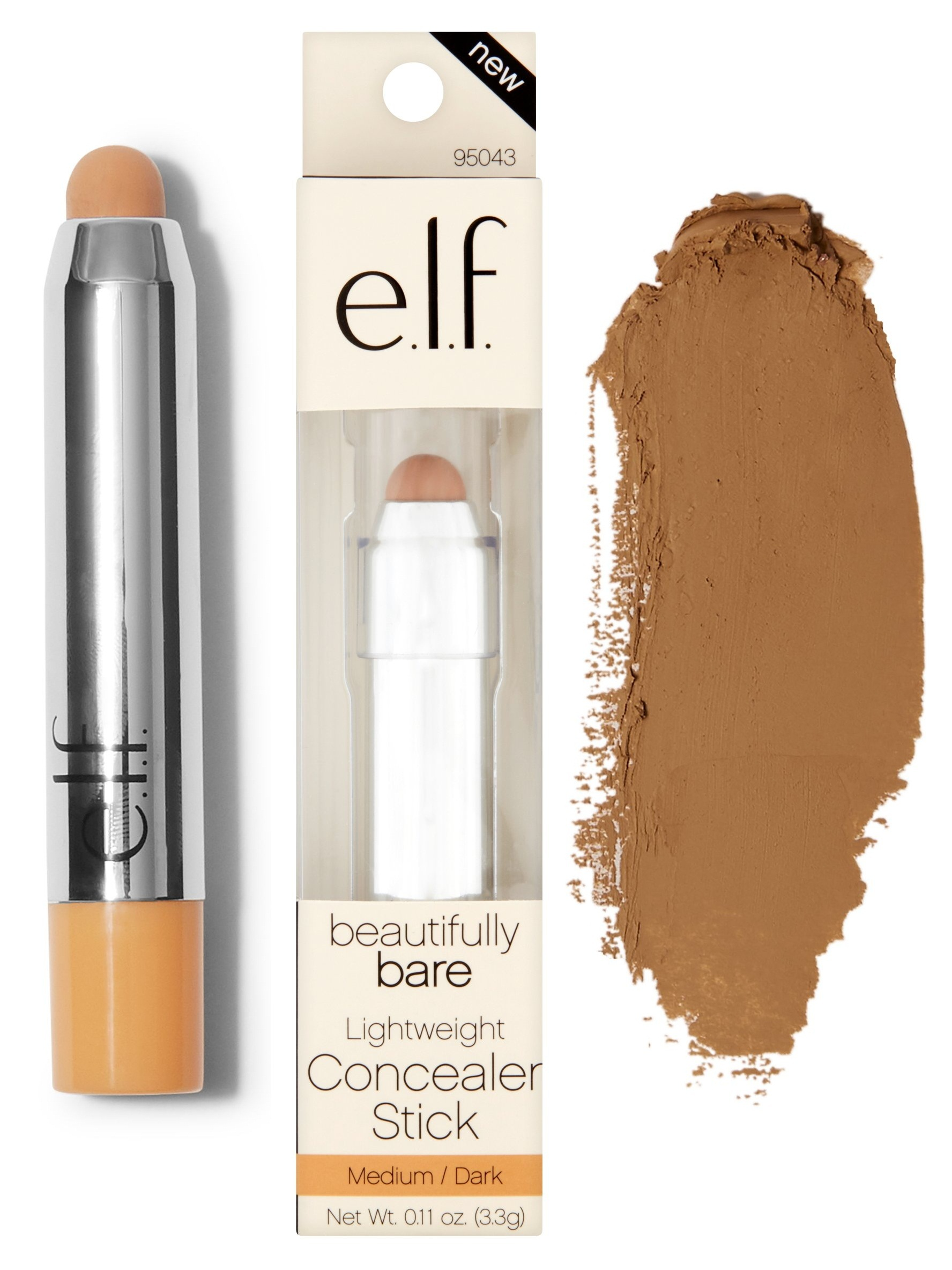 e.l.f. Beautifully Bare Lightweight Concealer Stick - Medium.Dark.jpg