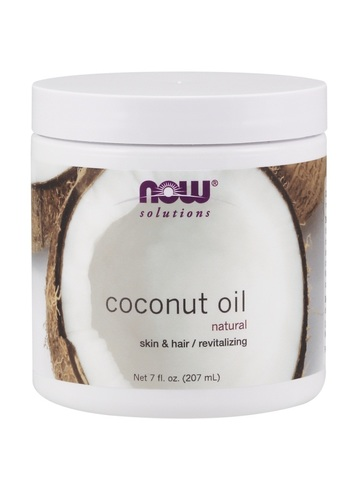 NOW Foods Solutions - Coconut Oil 7oz.jpg