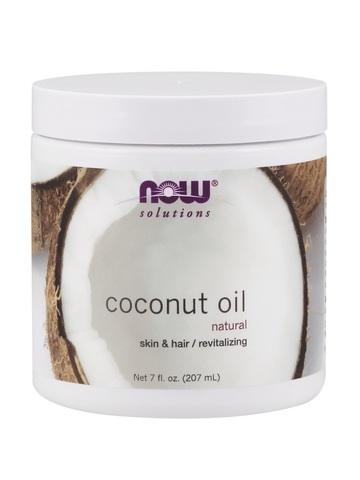 NOW Foods Solutions - Coconut Oil 7oz.jpg