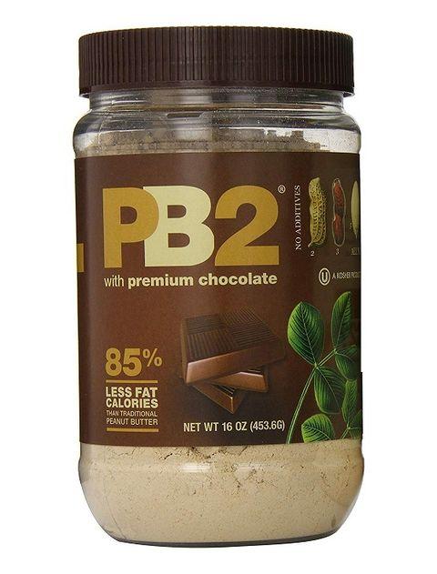 Bell Plantation PB2 Powdered Peanut Butter with Chocolate, 16 oz.jpg