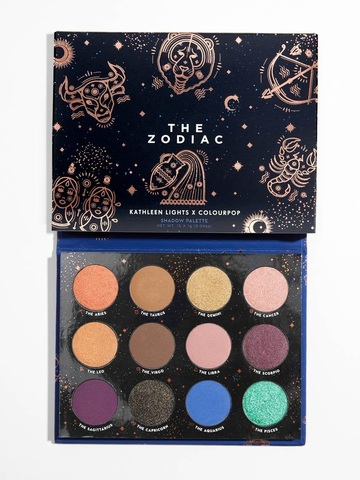 COLOURPOP Pressed Powder Shadow Palette - KATHLEEN LIGHTS - The Zodiac.jpg