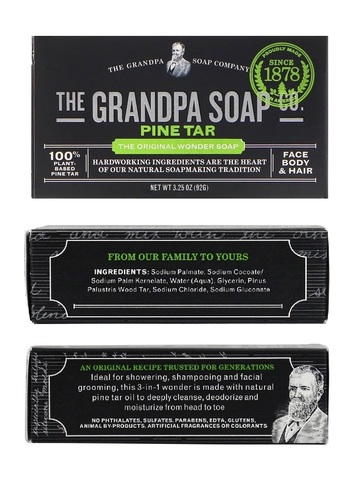 Grandpa Soap Co. The Original Wonder Soap Pine Tar - 3.25 oz.jpg
