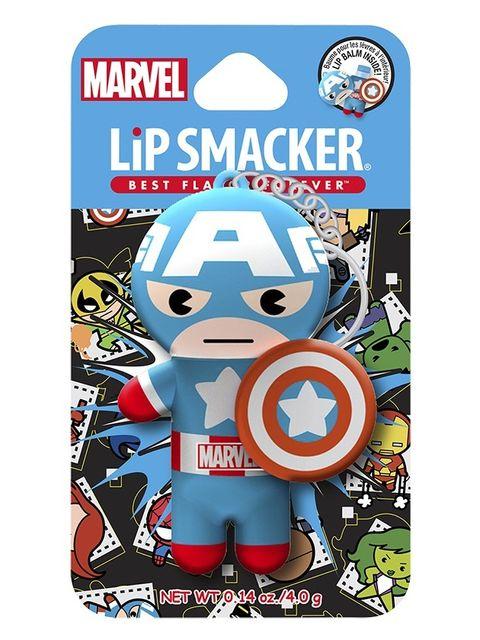 Lip Smacker Marvel Super Hero Lip Balm with Keychain - Captain America Red, White, & Blue-Berry.jpg