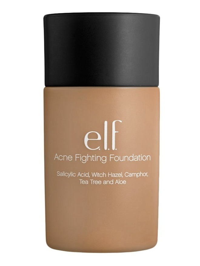 e.l.f. Acne Fighting Foundation - Tan.jpg