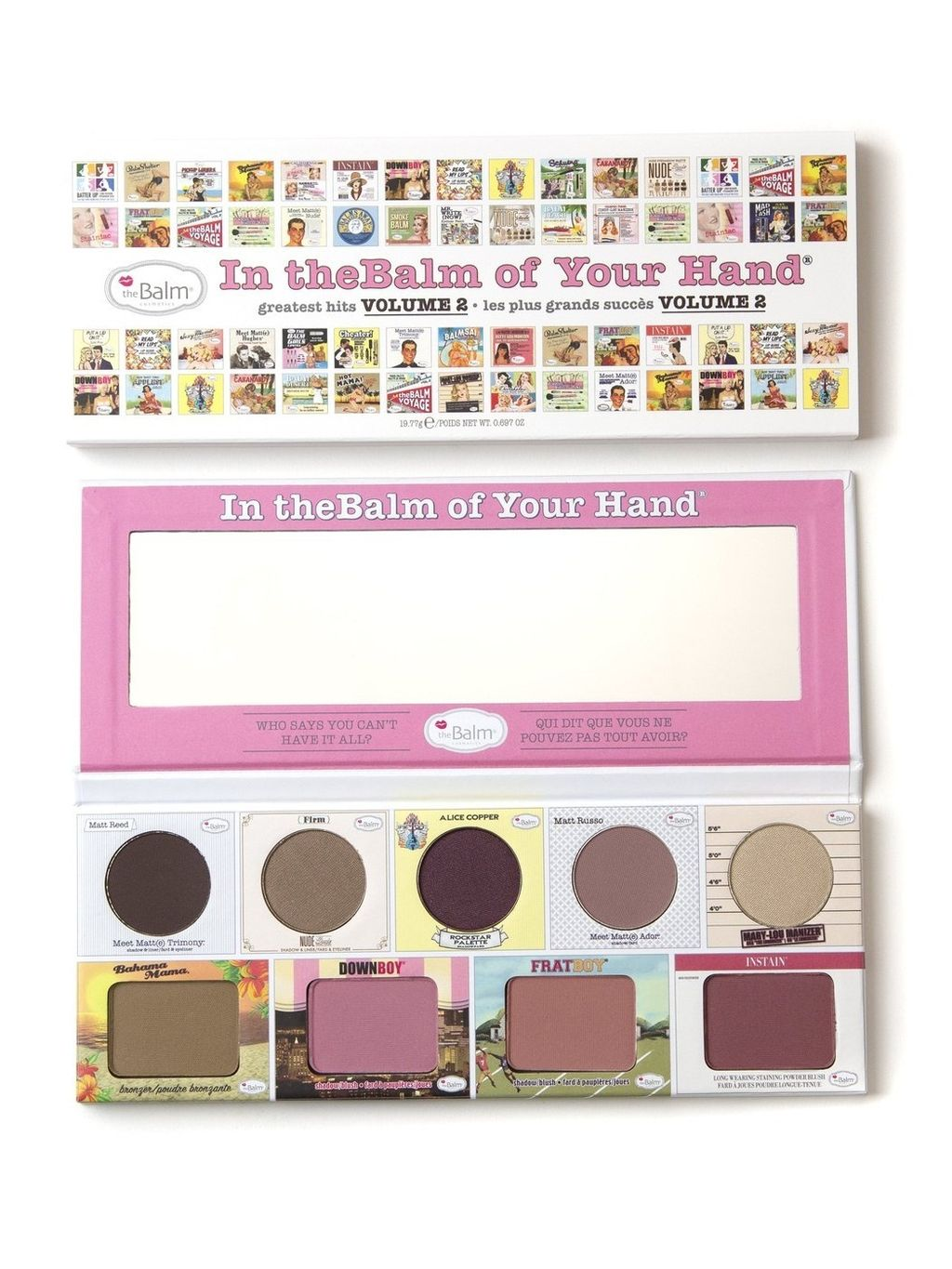 theBalm In theBalm of Your Hand® - Greatest Hits Volume 2 Palette.jpg