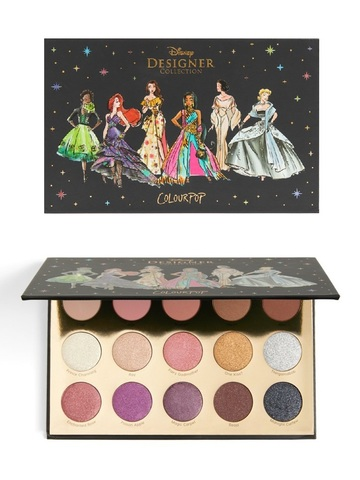 COLOURPOP Pressed Powder Shadow Palette - DISNEY Designer - It's A Princess Thing.jpg