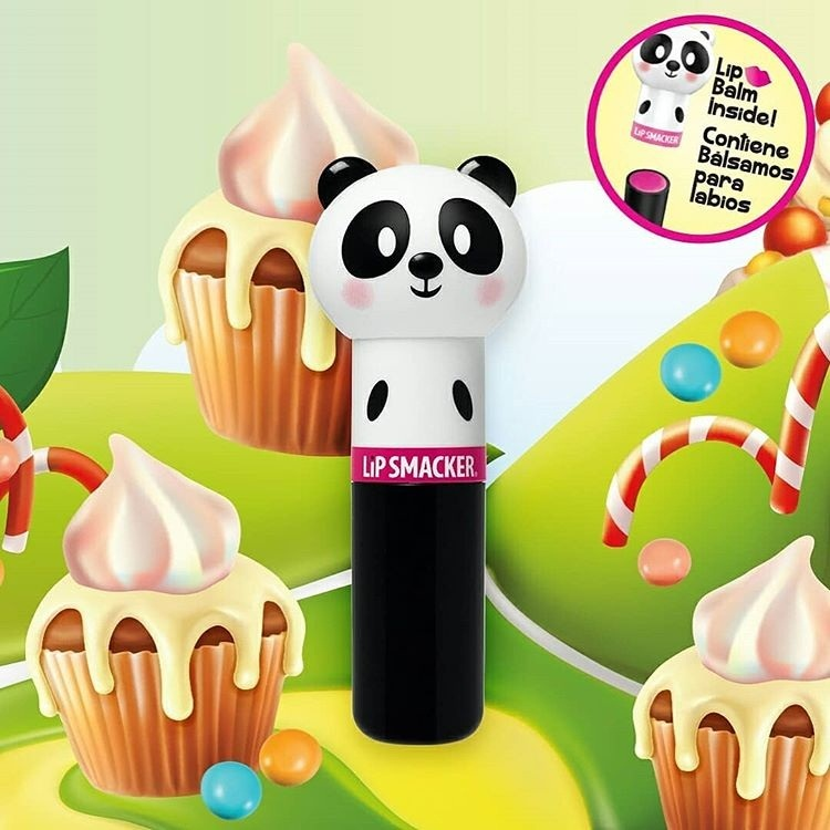 Lip Smacker Lippy Pal Lip Balm - panda.jpg
