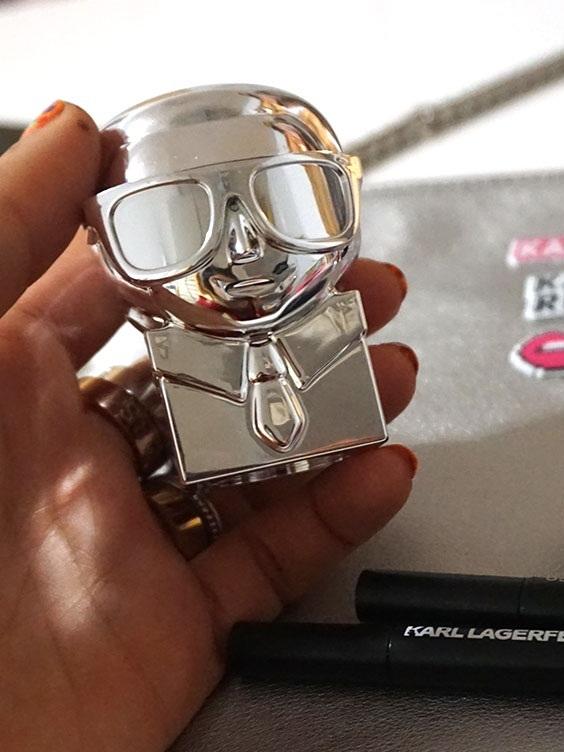 Karl Lagerfeld + ModelCo Lip Balm - Silver Case.jpeg