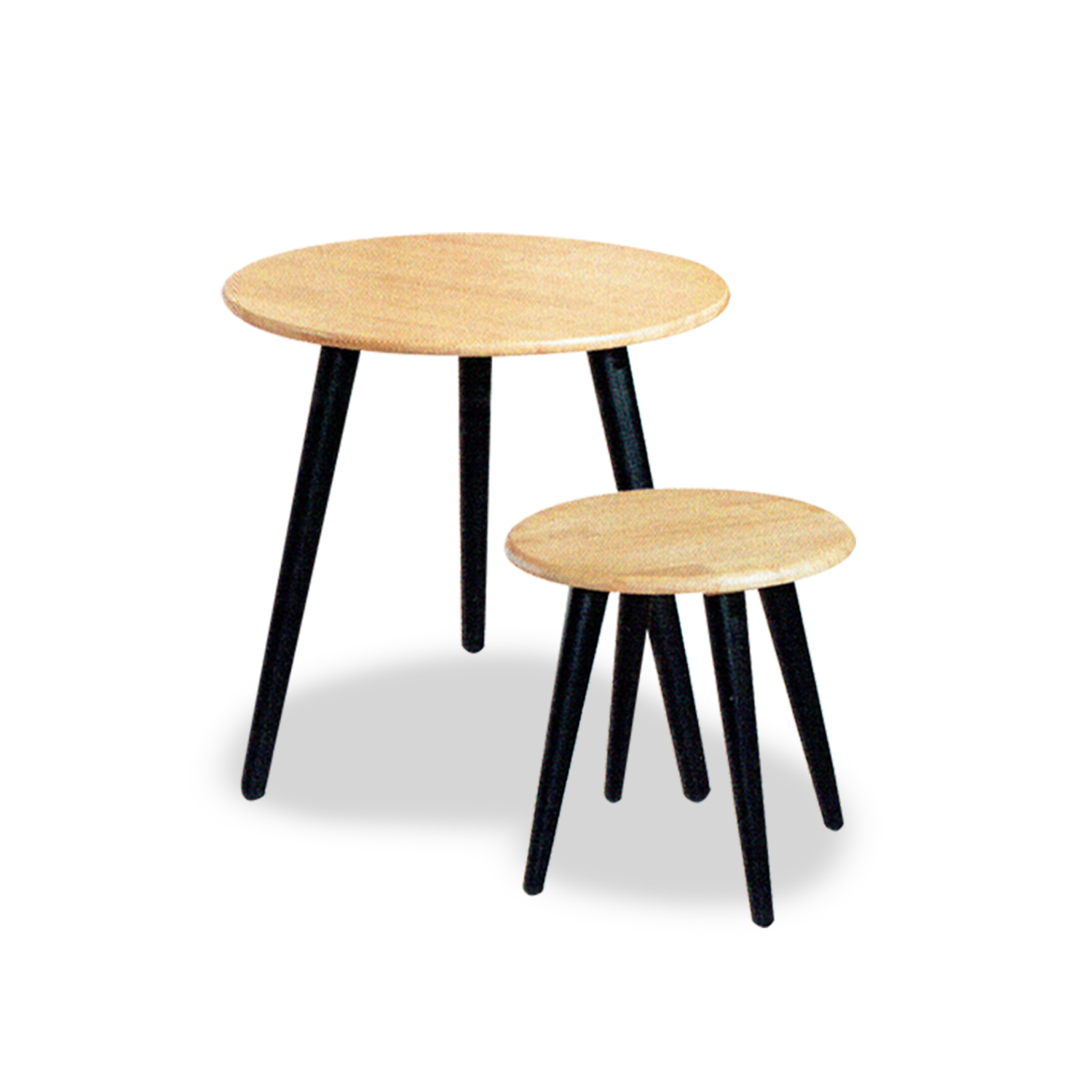 larsen coffee + side table black with natural.jpg