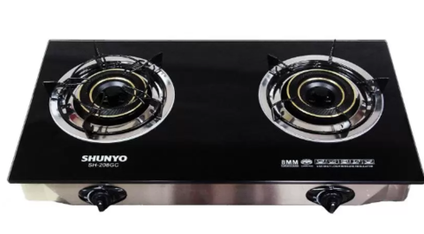 Shunyo SH-208GC Double Burner Glass Gas Stove.PNG