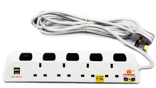 Amber 4 Gag Trailing Socket with USB 2.0M.PNG