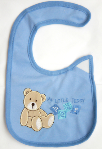 AB00099B Carter's My Little Teddy Bear Bib.jpg