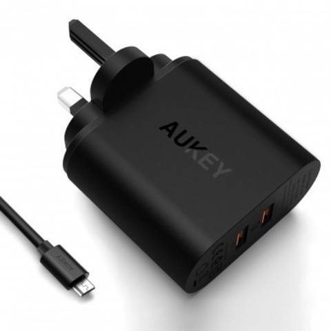AUKEY WALL CHARGER PA-T16 2PORT 36W (2X QC3.0) +2XQC CBL 5.jpg
