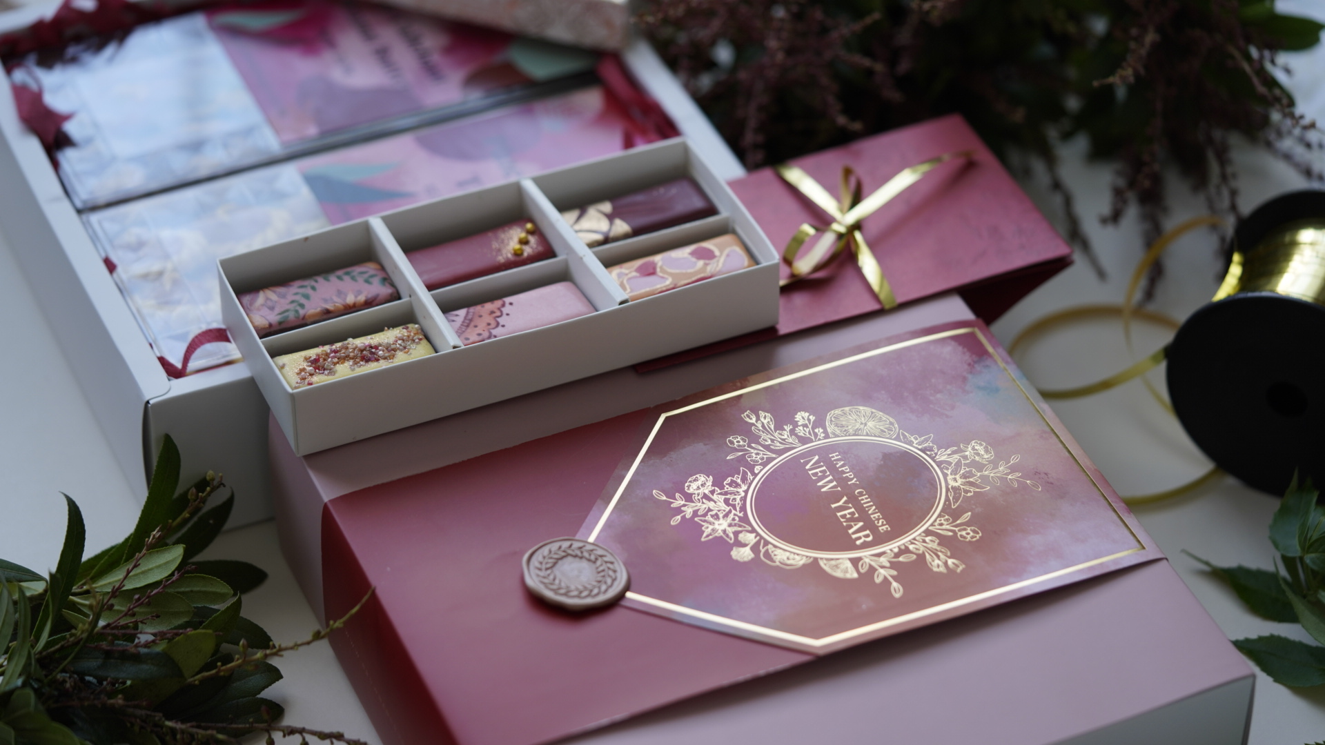 Brown & Sugar | CNY Edition :The Opulence Box