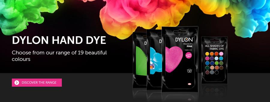 Dylon Official Website |