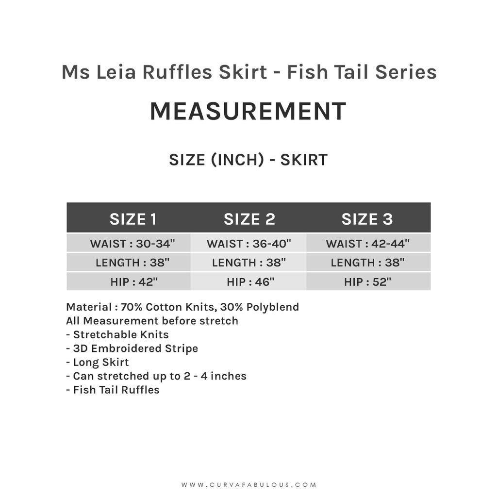 Ms Leia Ruffles Skirt - Fish Tail Series.jpg