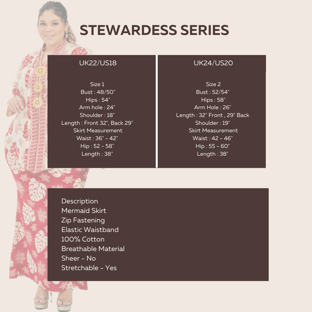 Copy of Copy of Description Long Sleeve Asymetrical Puff Sleeve Stretchable - Very Sheer - No - Ribbed Cotton - Long Skirt  Ukur lilit pada punggung (Hip) boleh stretch up to 3 to 6.png