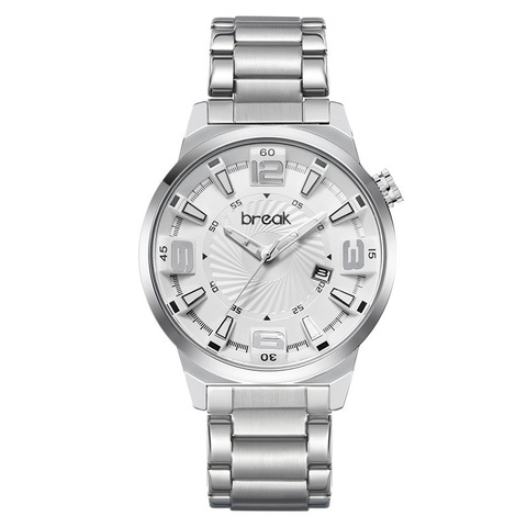 Shutter Break Watches white dial steel straps.jpg