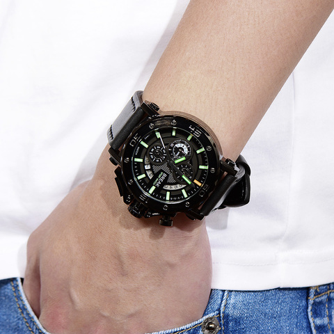Lord.Break Black Leather Strap (1).png