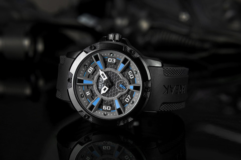 Trek.Break Blue Rubber Strap (5).jpg