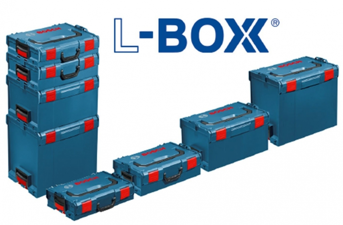 bosch l boxx 238 carrying cases my power tools. Black Bedroom Furniture Sets. Home Design Ideas