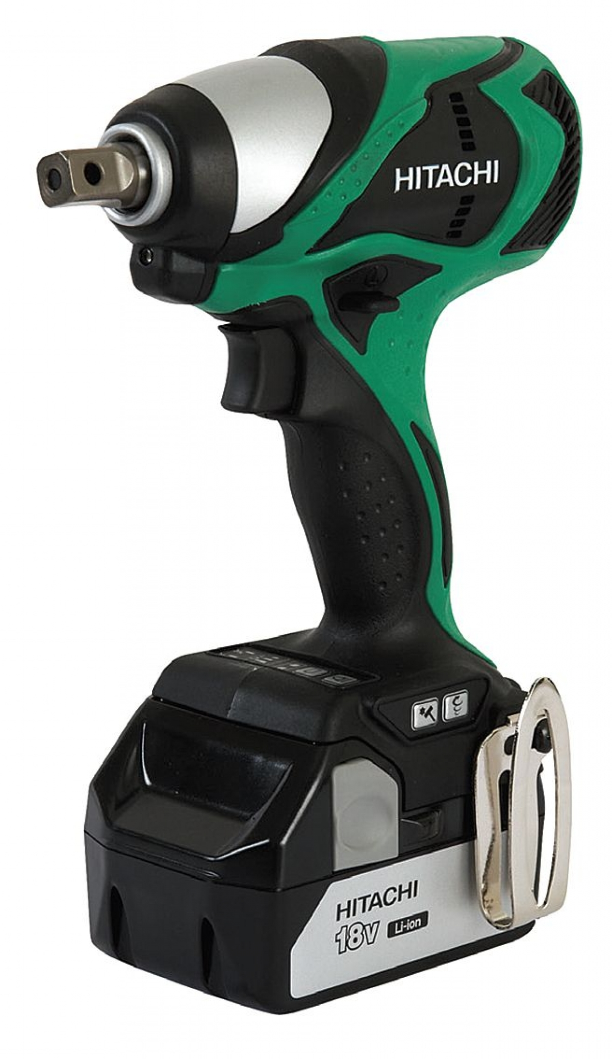 Cordless Tools : HITACHI 18V CORDLESS IMPACT WRENCHES WITH
