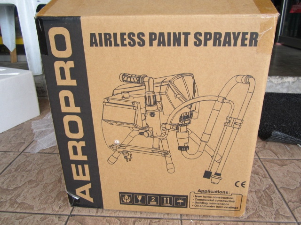 Aeropro 840w Electric Airless Paint Sprayer Kit My Power Tools Wiring Diagram 1488483068 2793367 Z 2793368 2793369 2793370 2793371 2793372 2793373