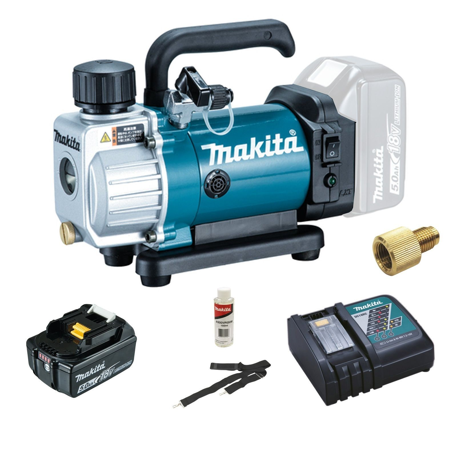 makita 18v cordless vacuum pump my power tools. Black Bedroom Furniture Sets. Home Design Ideas