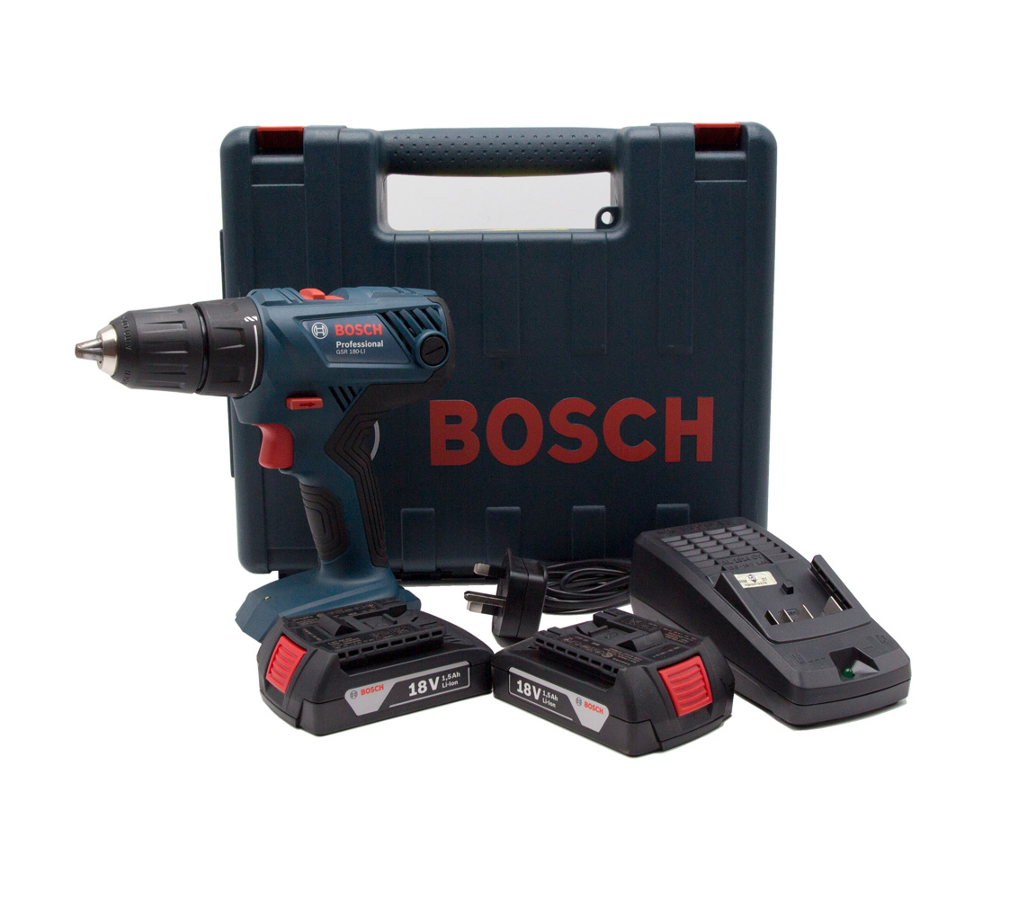 bosch 18v combo cordless drill driver 18v vacuum cleaner my power tools. Black Bedroom Furniture Sets. Home Design Ideas
