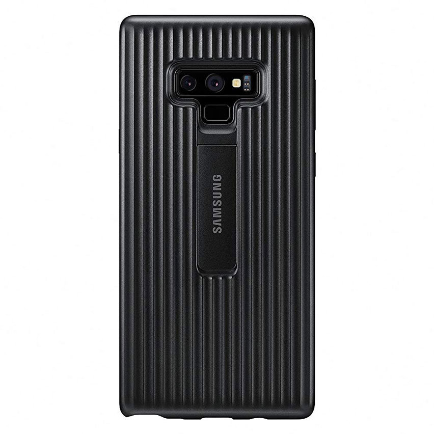 Official Samsung Galaxy Note 9 Protective Stand Cover Case - Black