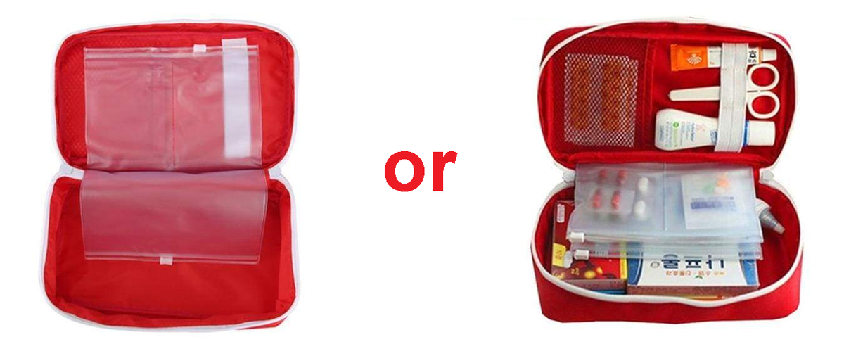 How to choose? Prefilled bag or empty bag?