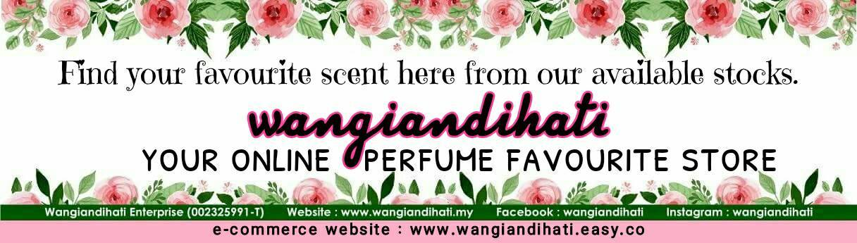 WANGIANDIHATI - Online Store for Perfume and others