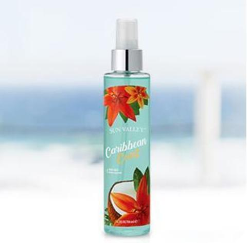 meleuca sun valley carribean coast body mist 186ml.JPG