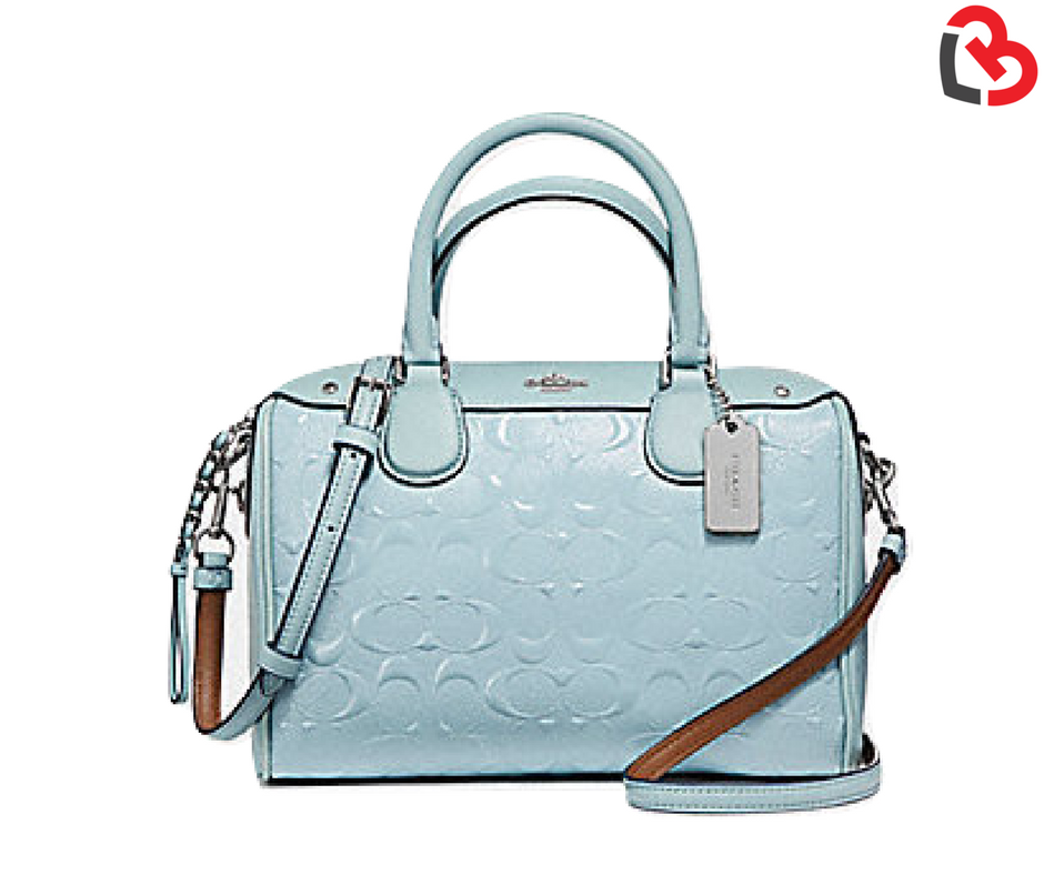 602bb878a2c9 ... In Signature Debossed Patent Leather (F11920)Silver Aqua. Pre-order  4.png