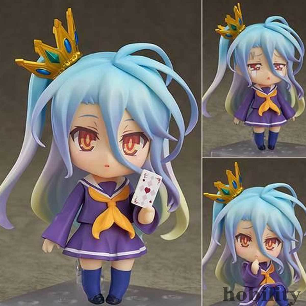 Nendoroid - No Game No Life: Shiro