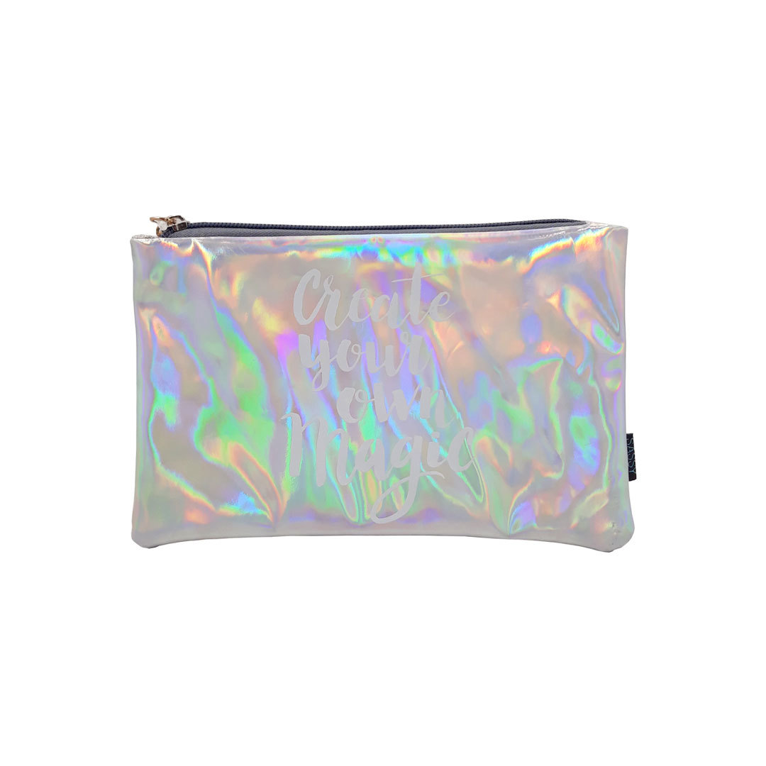 glitter mermaid collection pencil case create your own magic
