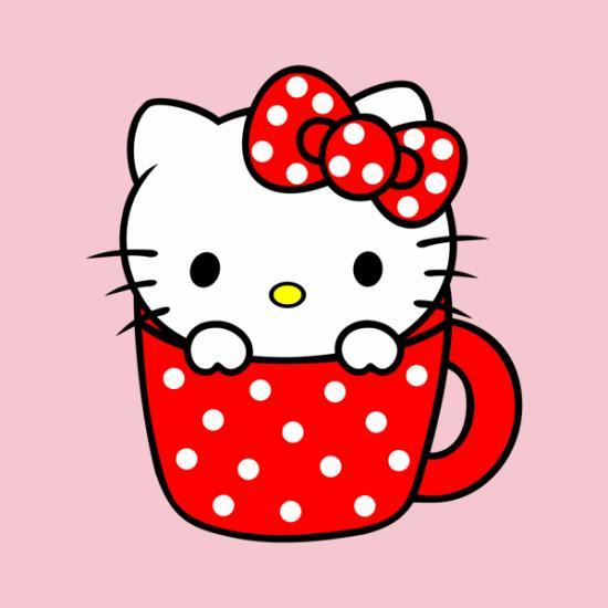 Hello Kitty - Kitty in the cup.jpg