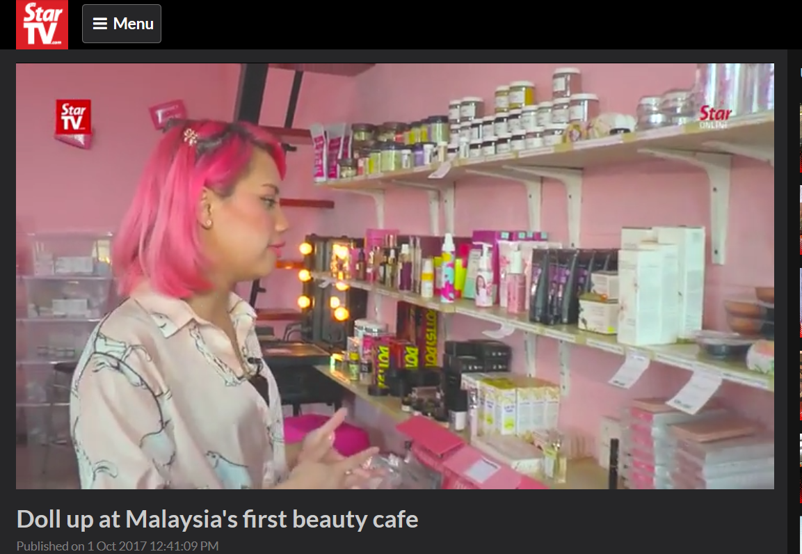 Screenshot_2019-06-24 Doll up at Malaysia's first beauty cafe TheStarTV com.png