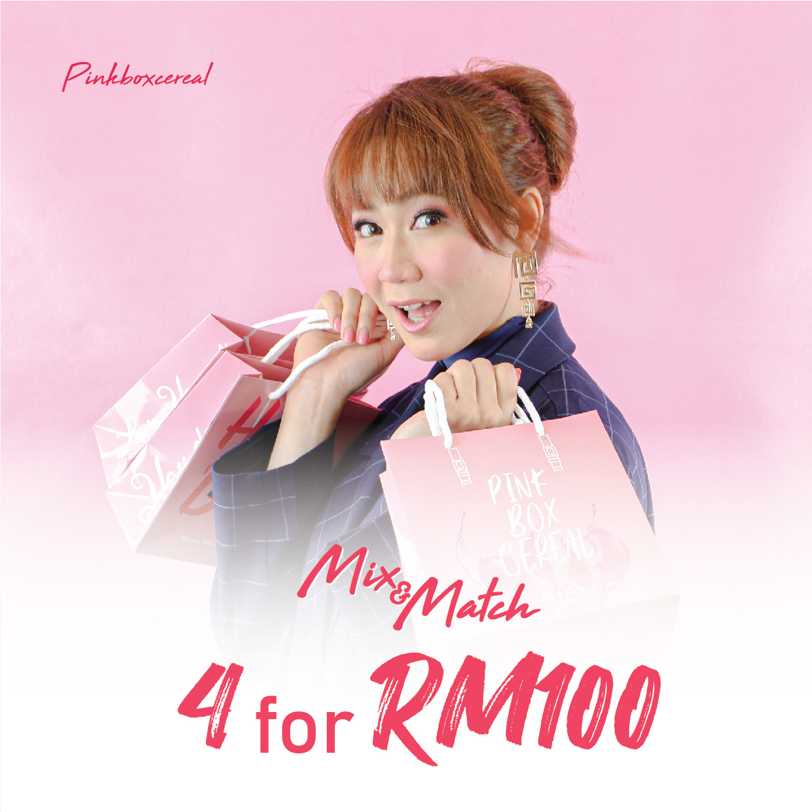 Click here for our 4 for RM100 offer!