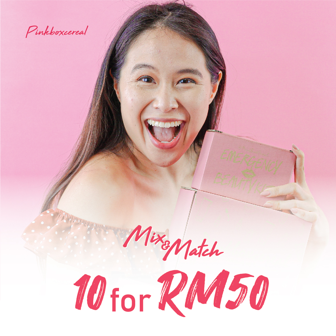 Click here for our 10 for RM50 offer!