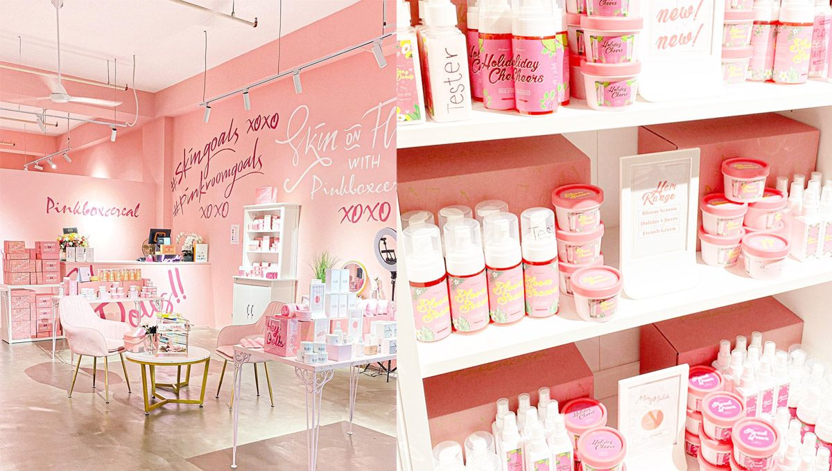 This Hidden Pink Shop Has Fantastic Beauty Products For All Skincare Lovers!