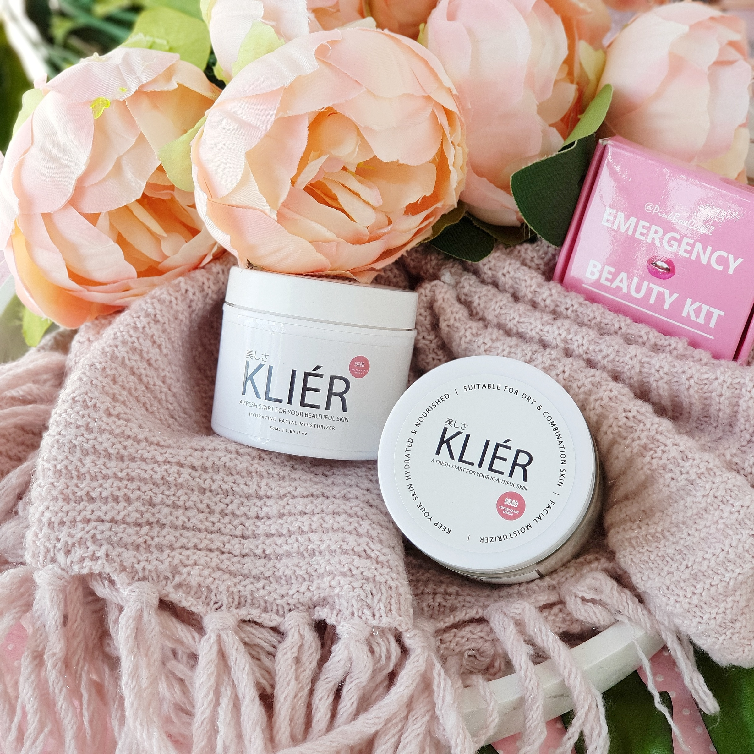 KLIÉR  Hydrating Facial Moisturizer (Cotton Candy ii).jpeg