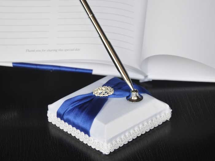 GED9005 Royal Blue Guestbook.jpg