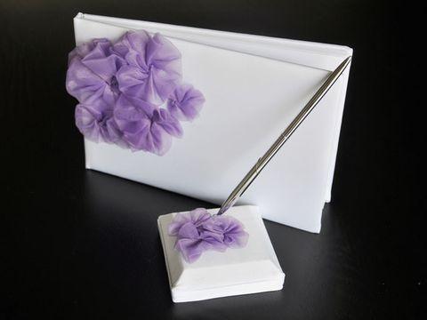 GED9012 Purple Flair Guestbook.jpg