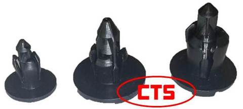 Universal Engine Cover Fender Under Shield Clips Bumper Clip 689 -6.jpg