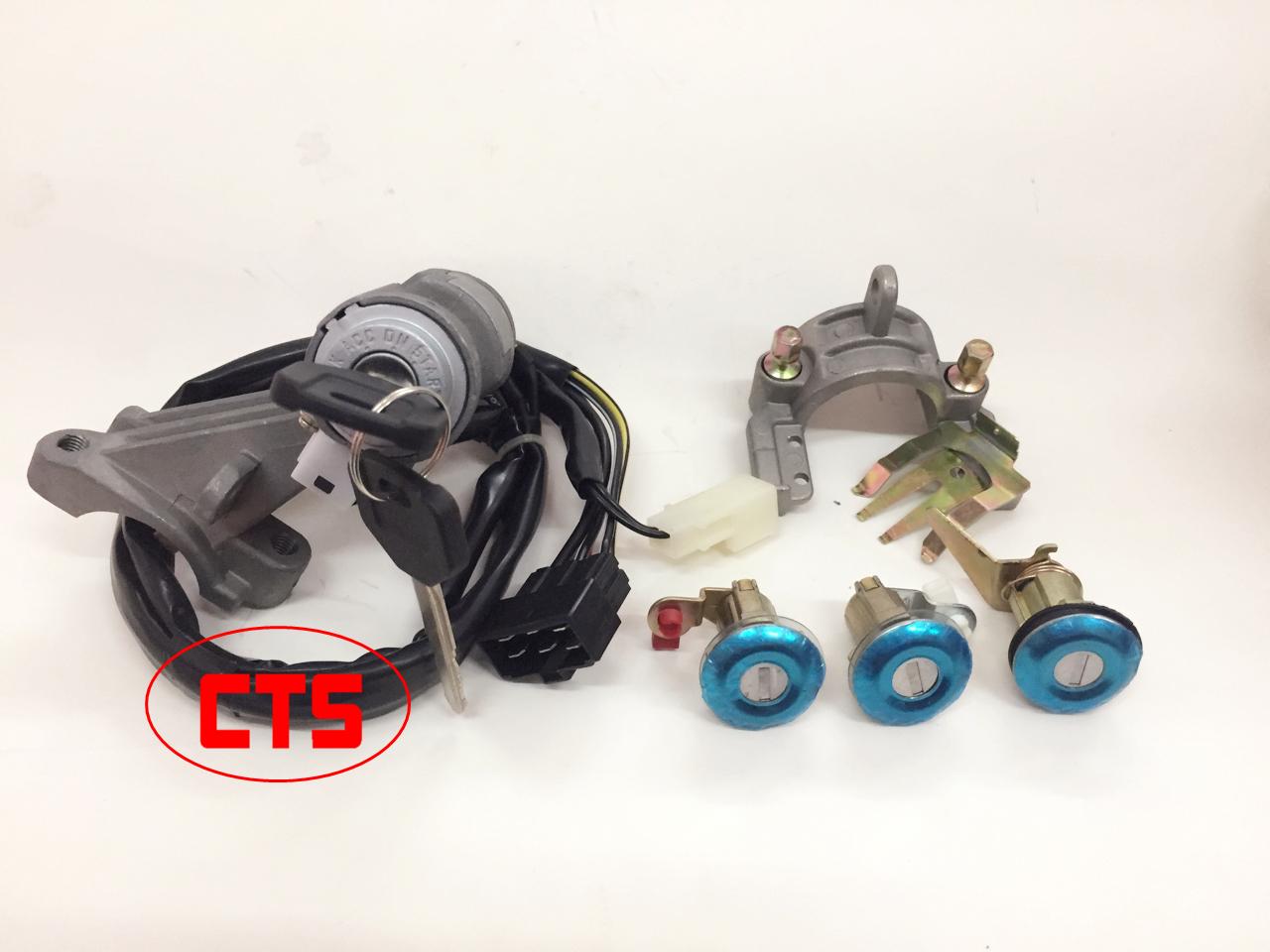 Cylinder Key Lock Set - Pronton Saga Sedan 5.png