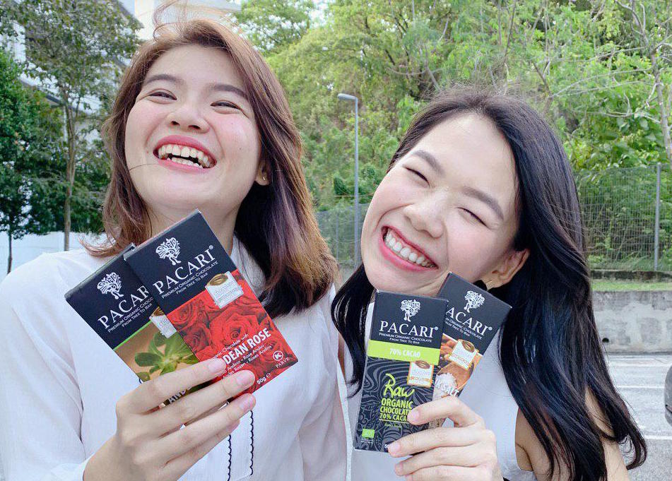Pacari Chocolate Malaysia | World's #1 Dark Chocolate | Reward Yourself with Guilt Free Chocolates