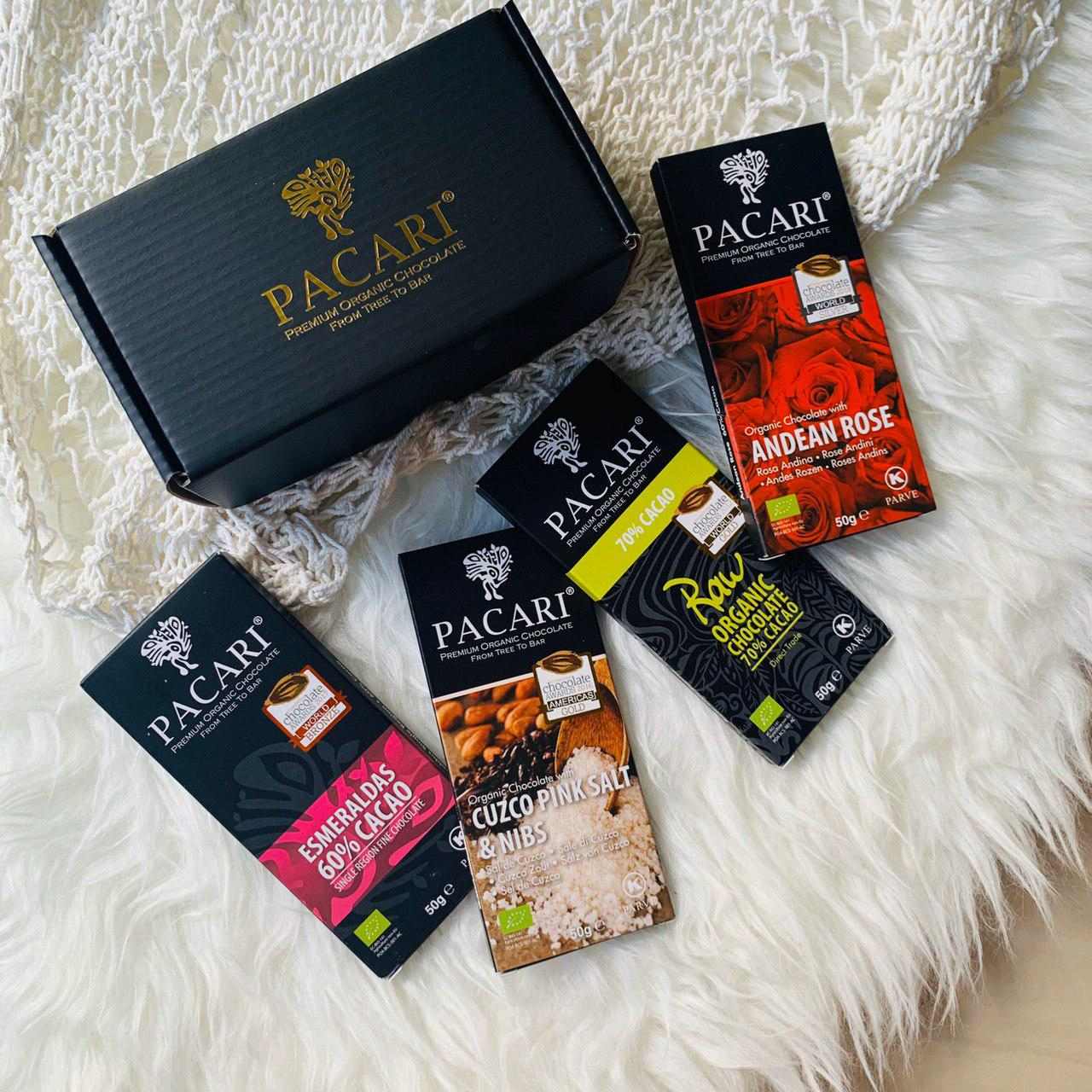 Perfect Four [ PACARI Gift Box - 4 Bars Set ].jpg