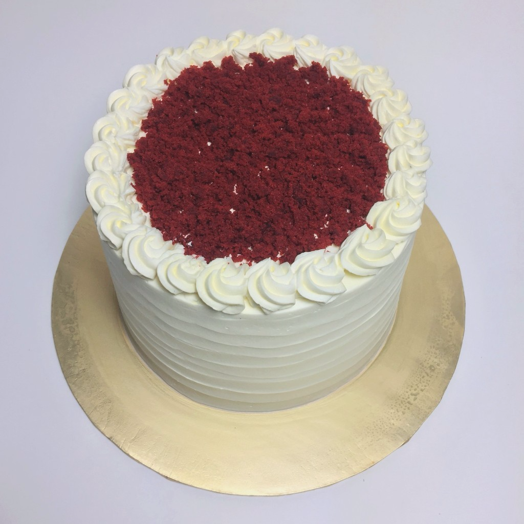 Red Velvet Birthday Cake Images